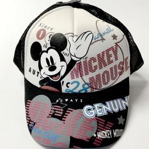 ミッキーキャップ Mickey Cap 黒|japan