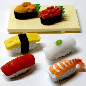 日本土産 お寿司の消しゴムおみやげセット|japan