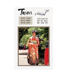 日本の観光名所絵葉書セットJAPAN japan