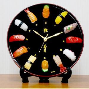 寿司時計・食品サンプルお寿司の時計|japan|02