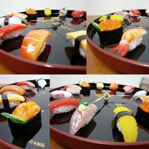 寿司時計・食品サンプルお寿司の時計|japan|03