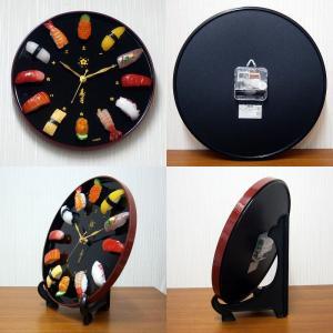 寿司時計・食品サンプルお寿司の時計|japan|04