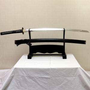 侍刀 黒石目大刀 美術刀剣(模造刀)|japan