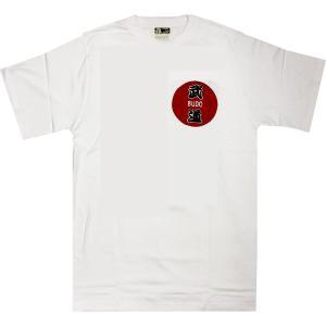 武道(柔道・空手・剣道)Tシャツ  胸には日の丸! その中に武道の文字。  背中は柔道、空手道、剣道...