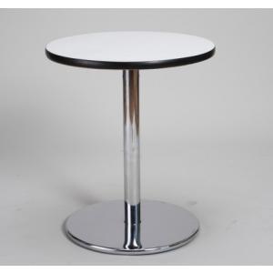 丸テーブル(白デコラ)H700 Φ750|japaneventproducts