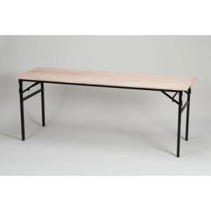 ベニヤテーブル 1800×450 1脚|japaneventproducts