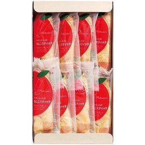 内祝い 内祝 お返し 【3個以上から注文可】ラグノオ パティシエのりんごスティック 8本 RPL-110 ギフト 詰め合わせ ギフト|japangift