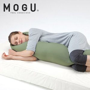 ポイント10倍以上|MOGU モグ 気持ちいい抱きまくら(カバー付き) 10カラー 抱き枕 ビーズクッション ボディピロー【のし・包装不可】|japangift