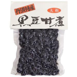 黒豆煮 (大) (220g)|japangift