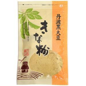 2個以上から注文可|黒大豆きな粉 (100g)|japangift