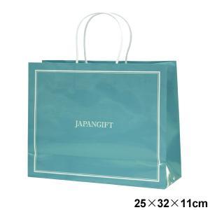 ギフトバッグ (紙袋) japangift サイズ:縦25×横32×マチ11cm 紙袋 手提げ マチ広|japangift