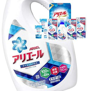 洗剤 ギフト セット 内祝い 内祝 お返し 洗濯洗剤ギフト アリエール&キッチン洗剤セット IA-40R (5)|japangift