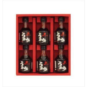 内祝い お返し カネイ醤油 うまみ卓上瓶6本セット[KT-330]【カネヰ醤油】 ギフト 詰め合わせ ギフト japangift