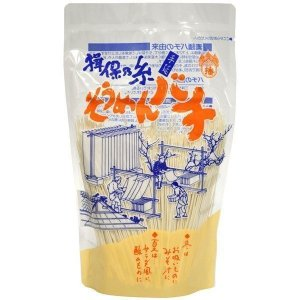 揖保乃糸 そうめん 手延素麺 揖保乃糸 バチ 200g 袋入[k-n]|japangift