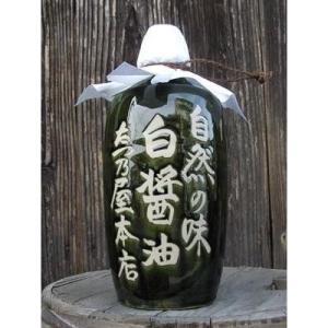 たつ乃屋本店 米しろ醤油 徳利 (大) (900ml)【のし・包装不可】|japangift