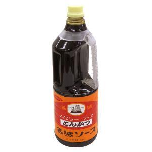 名城ソース とんかつソース 1.8L(メイジョーソース) ギフト 詰め合わせ 詰合せ ギフト|japangift