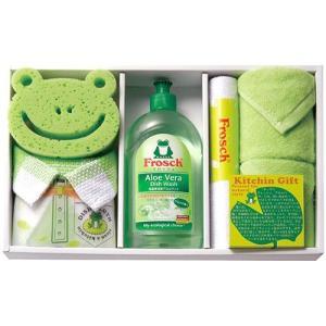 内祝い 内祝 お返し ギフト フロッシュ キッチン洗剤ギフト frosch アロエ (グリーン) 食器用洗剤|japangift
