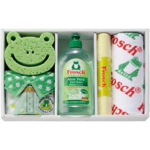 内祝い 内祝 お返し ギフト フロッシュ Frosch キッチン洗剤ギフト アロエ (グリーン) 食器用洗剤|japangift