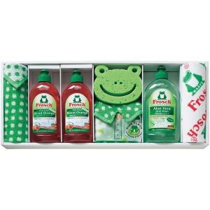 内祝い 内祝 お返し ギフト フロッシュ Frosch キッチン洗剤ギフト アロエ (グリーン) ザクロ (ピンク) 食器用洗剤|japangift