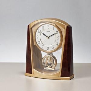 内祝い 内祝 お返し 時計 置時計 電波 置き時計 おしゃれ シチズン 置時計 4RP772DZ06 (10)|japangift