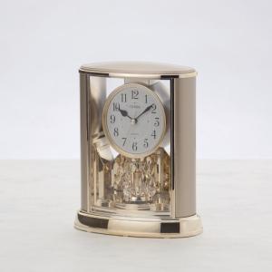 内祝い 内祝 お返し 時計 置時計 電波 置き時計 おしゃれ シチズン 置時計 4SG724‐018 (10)|japangift