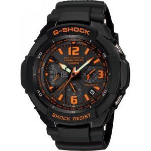 内祝い 内祝 お返し 送料無料 腕時計 メンズ 電波ソーラー G-SHOCK 腕時計 【GW-3000B-1AJF】|japangift