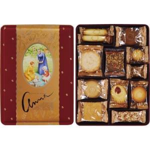 ●化粧箱/22×30×6.5cm●重量/830g●クッキー11種(バタースナップ×3・ジャムトップラ...