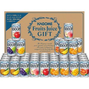 内祝い 内祝 お返し ジュース ギフト 詰め合わせ 果汁100 カゴメ 果汁100% フルーツジュースギフト 45本 FB-50N (2)|japangift