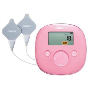 健康器具 健康グッズ 送料無料|オムロン 温熱低周波治療器 ピンク HV-F320-PK お歳暮 御歳暮 ギフトの画像