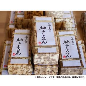 姫路 安富ゆず工房 やすとみの柚子ようかん 大1個 ゆず羊羹|のし・包装不可|japangift