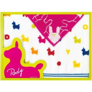 内祝い お返し ロディ Rody フェイスタオル ミニタオルセット ギフト キャラクター 22709-43015|japangift