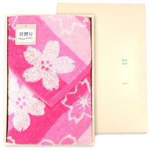 内祝い 内祝 お返し タオル ギフト セット ふんわり 甘撚り バスタオル ピンク シンプル ふわふわ AMAYORIBT-PI|japangift