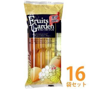 マルゴ食品 フルーツガーデン 果汁100% 10本入×12袋セット【のし・包装不可】|japangift