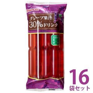 マルゴ食品 国内産果汁使用 グレープ果汁30%ドリンク 10本入×12袋セット【のし・包装不可】|japangift
