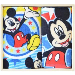 内祝い 内祝 お返し キャラクター ディズニー Disney ミッキーマウス フェイスタオル・ウォッ...