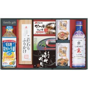 海苔 しょうゆ 調味料 油 ギフト 詰め合わせ 日清 キッコーマン調味料詰合せ 食品 セット NA-30 (10)|japangift
