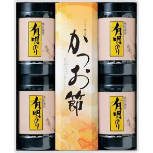 内祝い 内祝 お返し 海苔 かつお節 ギフト セット 詰め合わせ 鰹節 かつおぶし 有明のり 味付け海苔 味のり 食品 NTK-25 (10)|japangift
