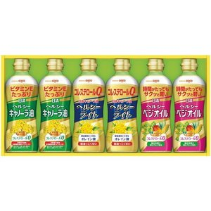 内祝い 内祝 お返し 油 調味料 ギフト 詰め合わせ 日清 ヘルシーオイルギフトセット OP-30 (5)|japangift