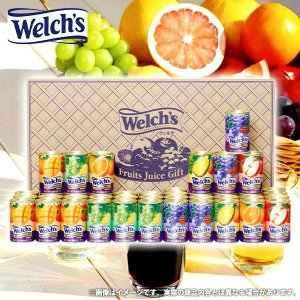 ジュース ギフト 詰め合わせ 内祝い 内祝 お返し Welch's ウェルチ 果汁100 ドリンク 食品 果実飲料 W50 (2)|japangift