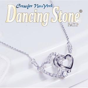ギフト Crossfor NewYorkクロスフォー ニューヨーク Dancing Stone ダンシングストーン  ペンダントネックレス NYP-589 今だけTポイント15倍|japangold