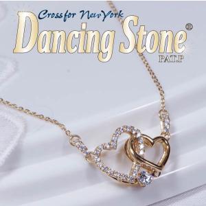 ギフト Crossfor NewYorkクロスフォー ニューヨーク Dancing Stone ダンシングストーン  ペンダントネックレス NYP-589Y  今だけTポイント15倍|japangold