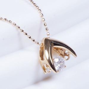 ギフト Dancing Stone  ( ダンシングストーン ) 18金ダイヤペンダントネックレス(FV0002)|japangold|04