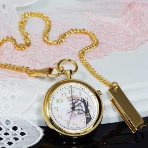 ギフト富士山世界遺産登録記念特別企画 マウントフジ MT.FUJI懐 中時計 ゴールドカラー|japangold