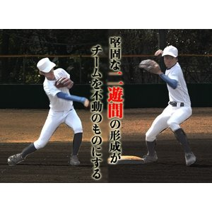 鉄壁の二遊間で勝利を仕留める 明豊高校 硬式野球 捕球 送球 1032-S 全1巻