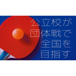 「ダブルス強化」と「効率的な練習」で全国を目指す 卓球 1073-S 全2巻