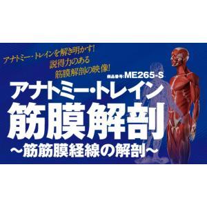 アナトミー・トレイン 筋膜解剖 筋筋膜経線の解剖 トム・マイヤーズ Anatomy Trains 理学療法 ME265-S 全3巻