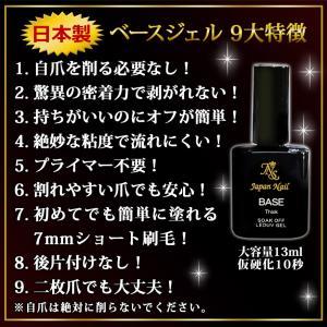ネイルLEDで唯一2年保証で日本製!サロン用LED36wと24wが選べるメイドインジャパントウキョウLEDライトデビュー!ジェルネイルキット カラージェル付n2|japannail|09