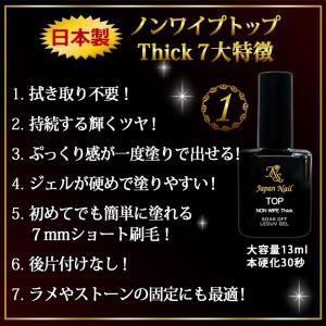 ネイルLEDで唯一2年保証で日本製!サロン用LED36wと24wが選べるメイドインジャパントウキョウLEDライトデビュー!ジェルネイルキット カラージェル付n2|japannail|10