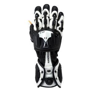 バイク用プロテクショングローブ ノックス ハンドロイド ブラックホワイト(日本正規代理店) KNOX Handroid|japex