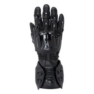 バイク用プロテクショングローブ ノックス ハンドロイド ブラック(日本正規代理店) KNOX Handroid|japex